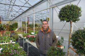 Paysagiste, pépinière, horticulture