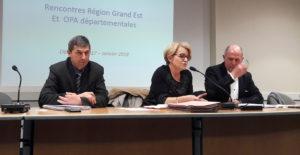 Organisations, débat, filières agricoles