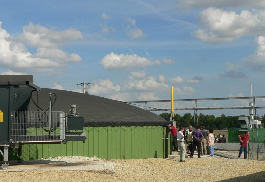Un nouvel outil mutualisé R&D construit à Chaumesnil