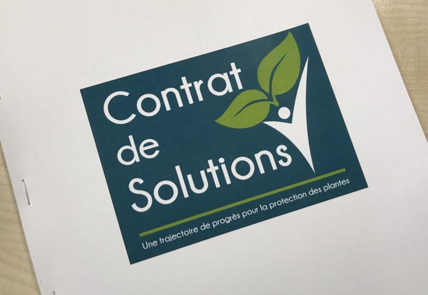 Le gouvernement appelé à soutenir le contrat de solutions