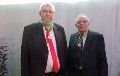 Mérite agricole : Nicolas Juillet reçoit les insignes le commandeur
