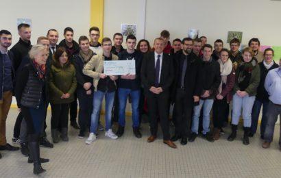 """Les terminales CGEA remportent le premier prix """"AgriManager"""""""