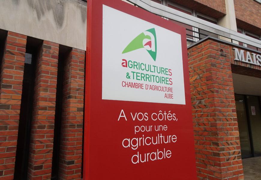 Une Chambre d'agriculture, la maison de tous les agriculteurs