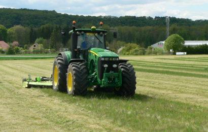 Le marché des tracteurs recule en 2018