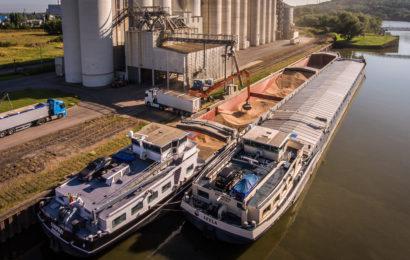 Soufflet poursuit son développement sur le port de Metz