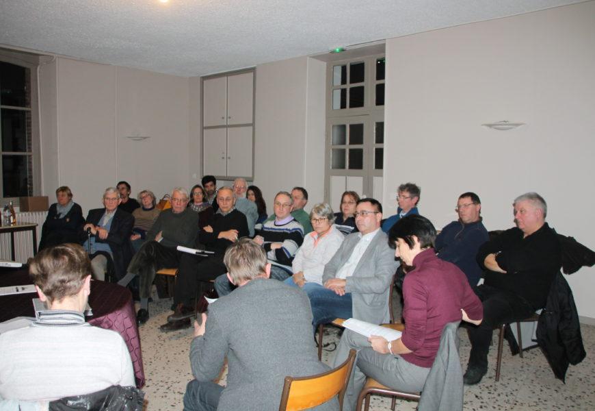 MSA : des réunions de territoires