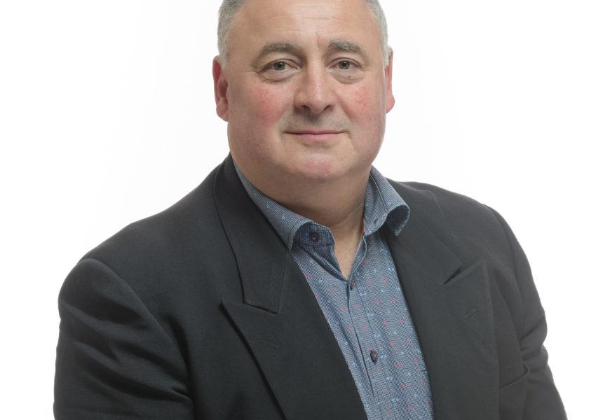 Alain Boulard, président de la Chambre d'agriculture de l'Aube