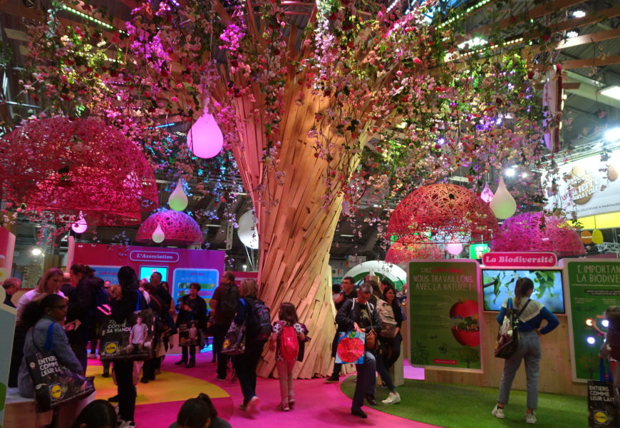 Salon international de l'agriculture : 633 213 visiteurs en 2019