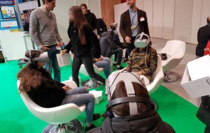 Entrepreneurs des territoires : promouvoir l'apprentissage à travers la réalité virtuelle