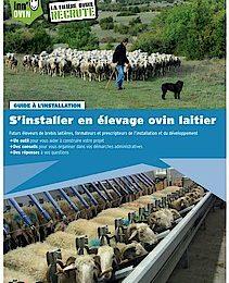 Vient de paraître : s'installer en élevage ovin laitier