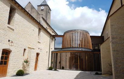 Un nouveau souffle pour le prieuré de Viverie