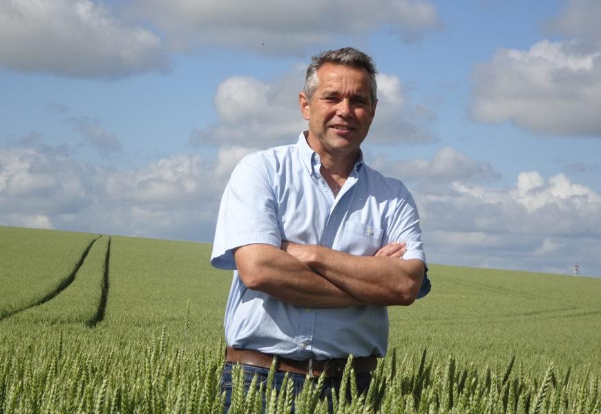 CGB Aube : Alain Carré élu président