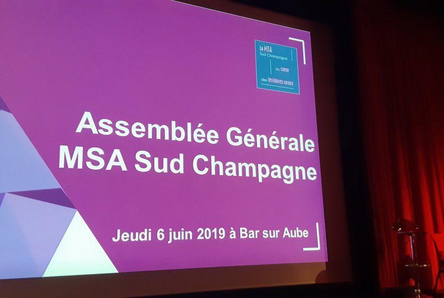 MSA Sud Champagne : une mandature au plus proche des territoires