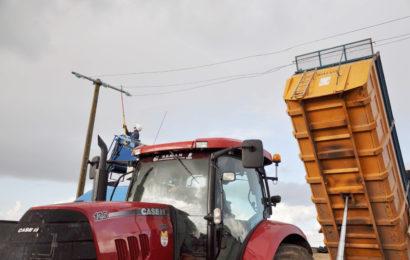 Lignes électriques : attention danger