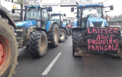 Coup de pression à Paris